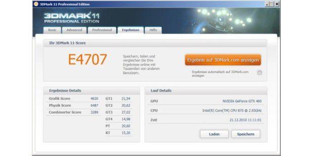 Asus ENGTX460 DirectCU/2DI/1GD5
