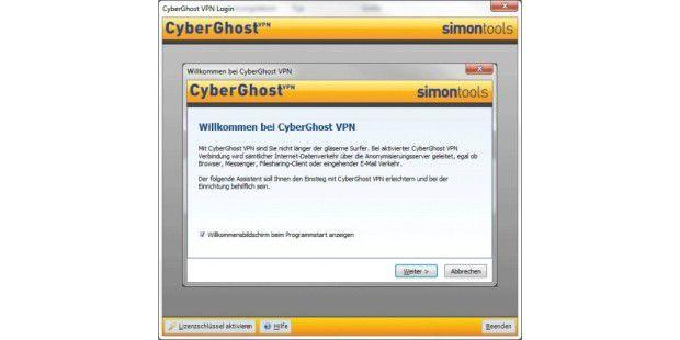 cyberghost angebot