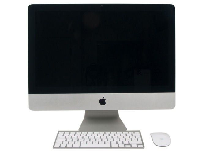apple imac 21 5 zoll im test pc welt. Black Bedroom Furniture Sets. Home Design Ideas
