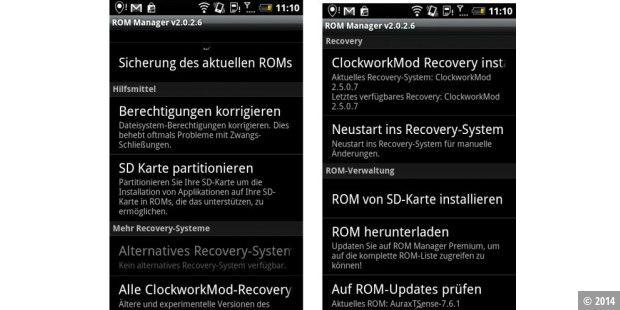 Custom Firmware für Android-Smartphones - PC-WELT