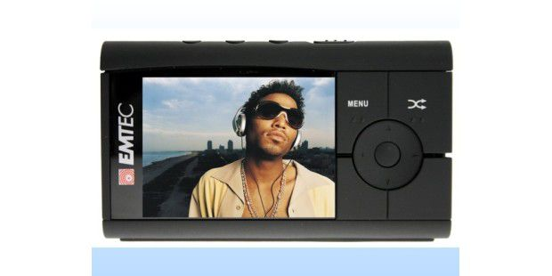 Emtec C230 MP4 Player (2 GB)