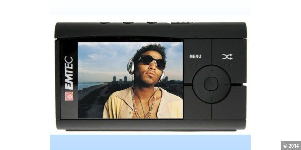 Emtec C230 MP4 Player _7