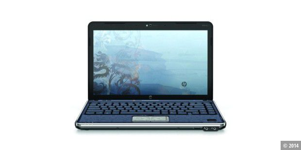 Notebook mit Touchscreen im Test: HP Pavilion dv3-2210eg