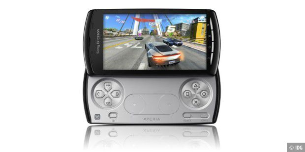 Sony Ericsson Xperia Play im Test