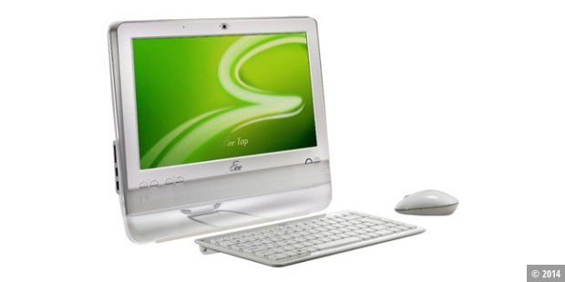 Asus Eee Top ET1602 im Test