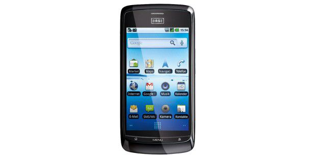 Handy made in China: Base Lutea von ZTE