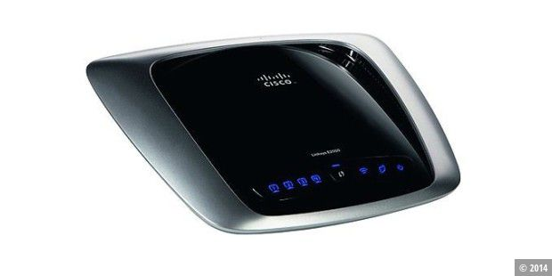 Linksys E2000 Advanced Wireless-N-Router