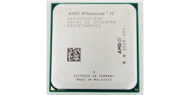 AMD Phenom II X4 910e: sparsamer Quad-Core im Test
