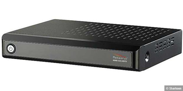 Meteorit HDMI-Multimedia-&Internet-TV-Box MMB-322.HDTV Android2.2/WLAN