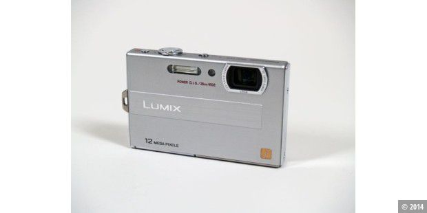 Panasonic DMC-FP8 im Test