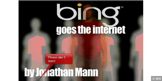 Bing goes the Internet
