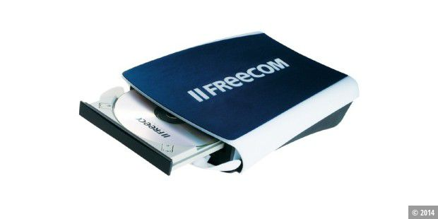 USB-CD-Brenner Freecom FX1 CD-RW