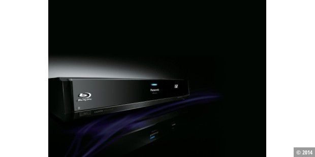 Panasonic Blu-ray-Player DMP-BD10