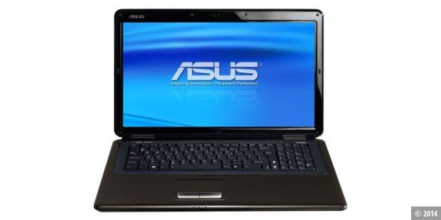 Im Test: Notebook mit 17,3-Zoll-Display Asus K70