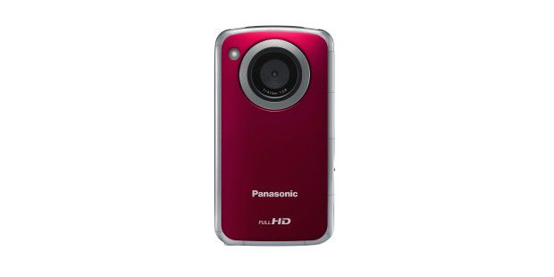 Mini-Camcorder Panasonic Pocket Cam HM-TA2