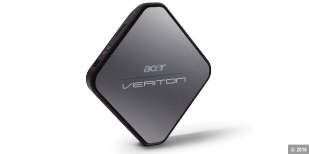 Business-Nettop Acer Veriton N260G im Test