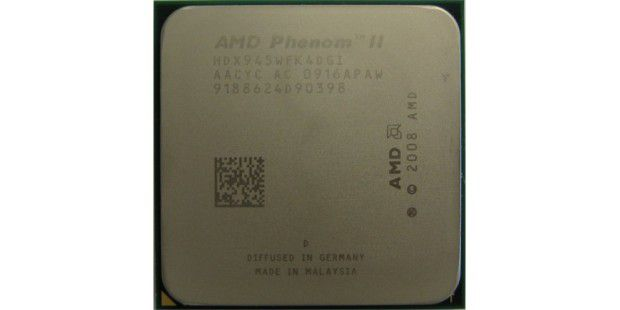 Quad-Core AMD Phenom II X4 945 im CPU-Test
