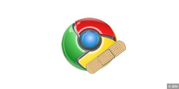 Sicherheits-Update für Chrome