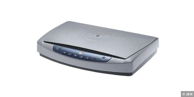 HP ScanJet 5400/5470/5490 PrecisionScan Pro Software ...