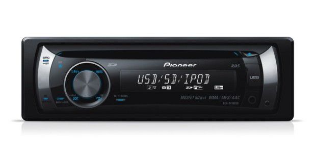 Pioneer DEH-P4100SD Front