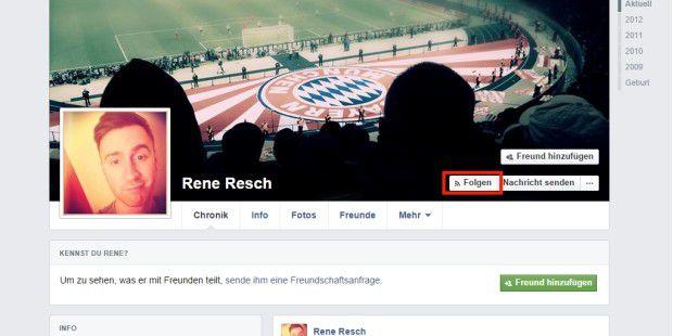 Facebook Geburtstag Ausschalten