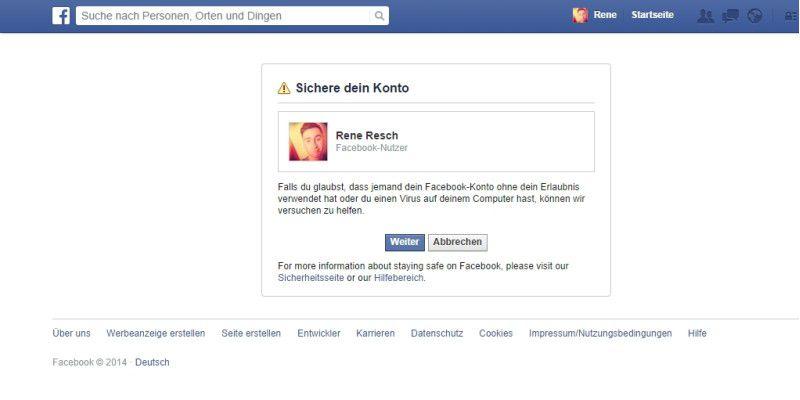 Profil ansehen freundschaft facebook ohne Facebook: Wer