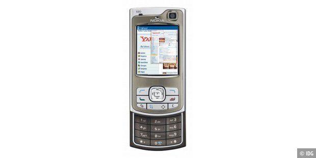 Nokia N80 Internet Edition