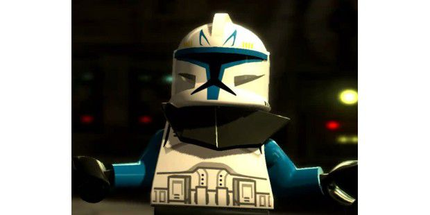 "Action-Adventure ""Lego Star Wars 3: The Clone Wars"""