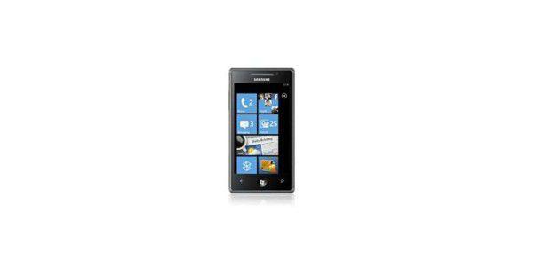 Das Samsung Omnia 7 ist ein Windows Phone 7-Smartphone von Samsung