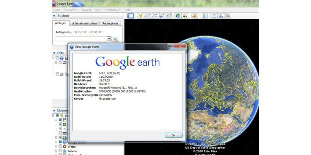 Google Earth 6