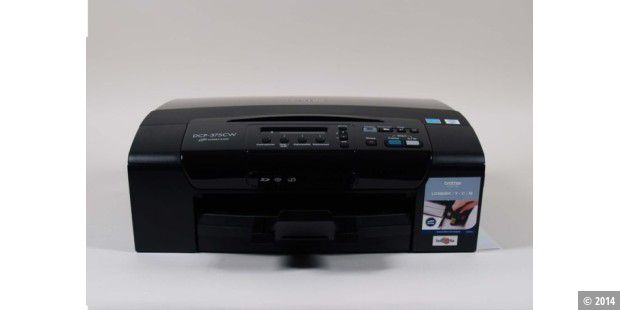 Brother DCP-375CW Printer 64 BIT