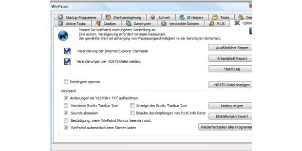 Download-Tipp: Winpatrol