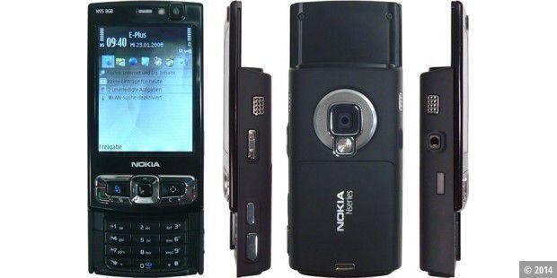 Pc-welt - 8gb Nokia N95