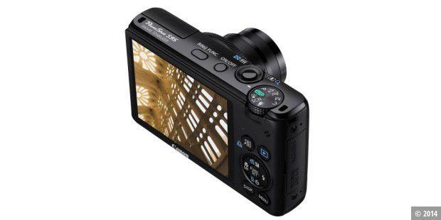 die digitalkamera mit dem besten bildschirm pc welt. Black Bedroom Furniture Sets. Home Design Ideas