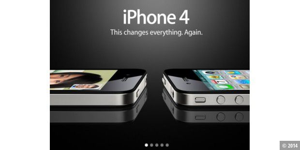 Nervige Probleme mit dem iPhone (Foto: Apple)