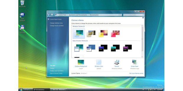 In 5 Minuten zum eigenen Windows 7 Desktop-Theme