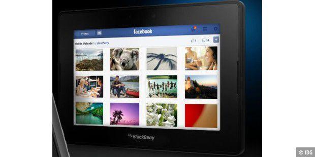 Tipps für das RIM Blackberry Playbook - PC-WELT