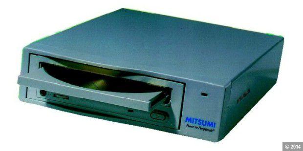 Mitsumi CR-4804 TU Treiber