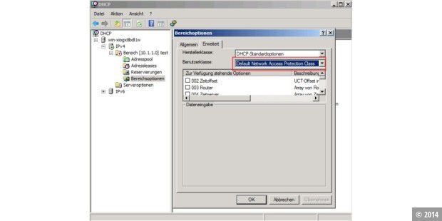 Sicherheit im Windows Server 2008