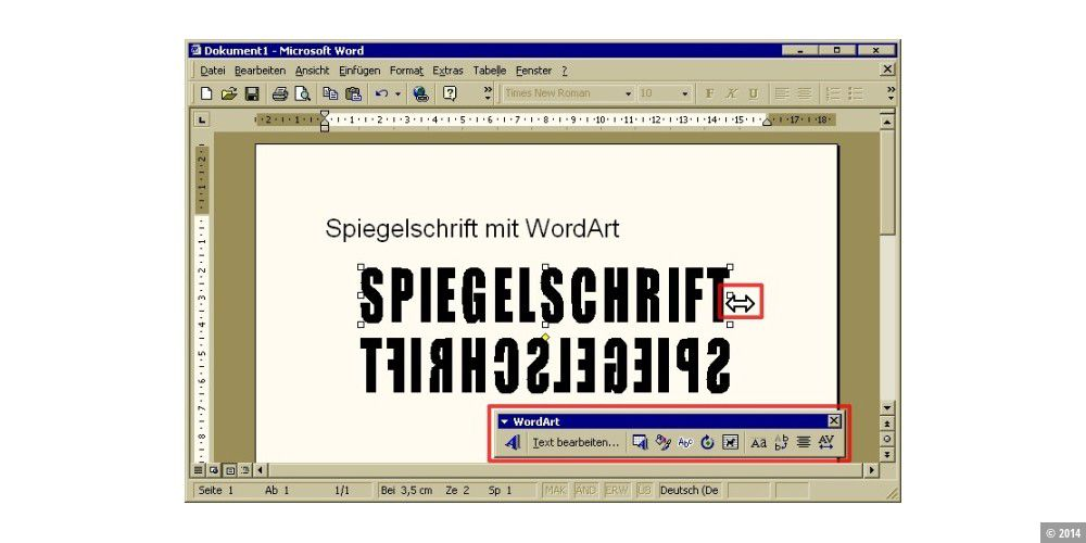 Word 2000 email toolbar