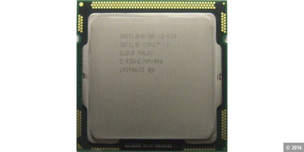 Intel Core i3-530: Dual-Core-CPU im Test