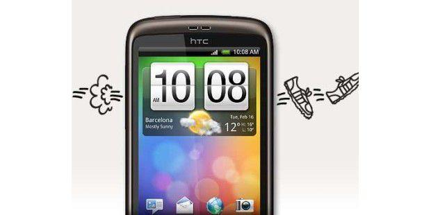 HTC ist einer der bekanntesten Hersteller von Android-Geräten