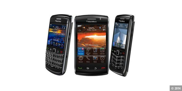 BlackBerry Prosumer Option zwölf Monate gratis