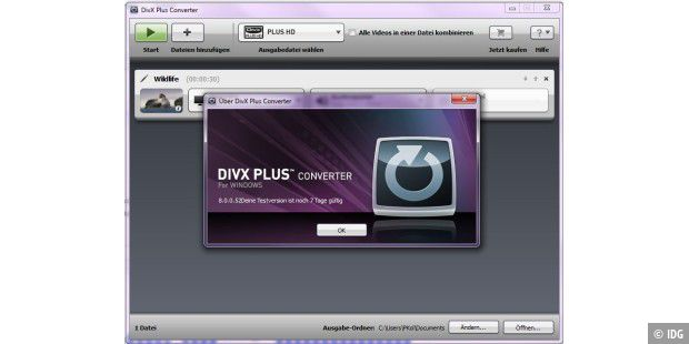 DivX Plus Software