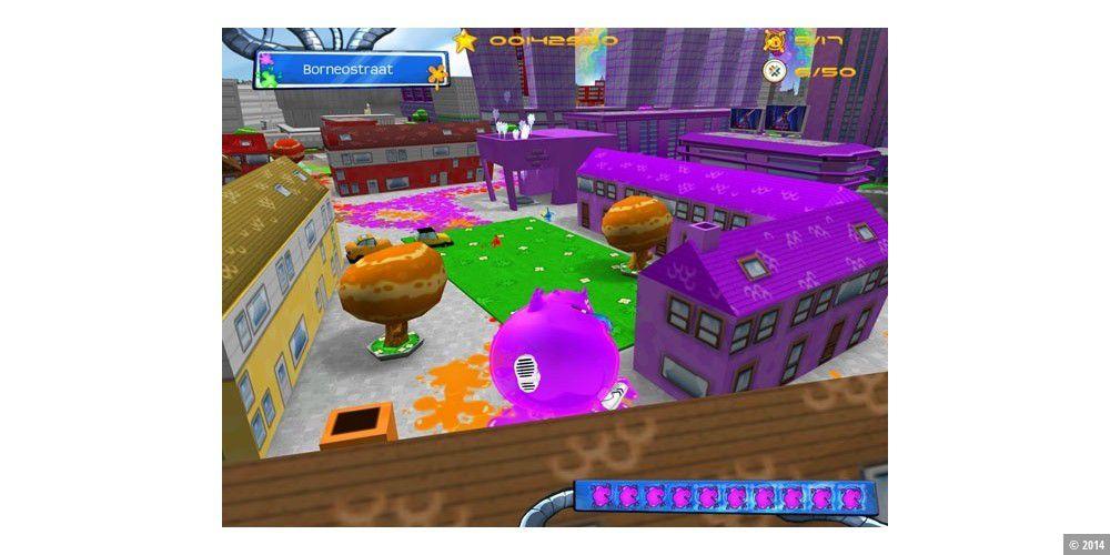 The Blob: Cooles Gratis-Spiel bringt Farbe in eine graue Welt - PC-WELT