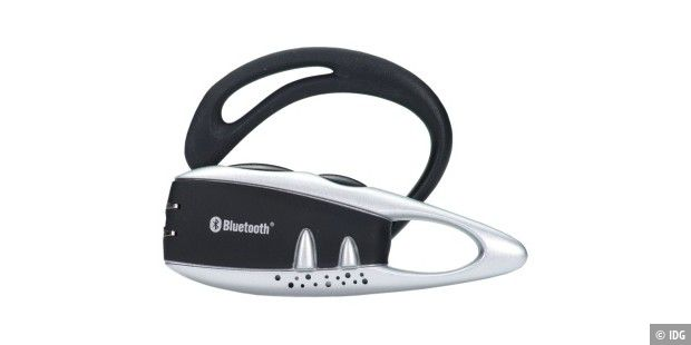 Meta New Media Lutec Mini Bluetooh-Headset