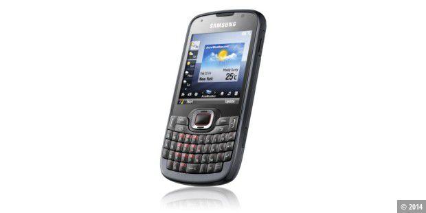 Samsung Omnia Pro B7330 im Test