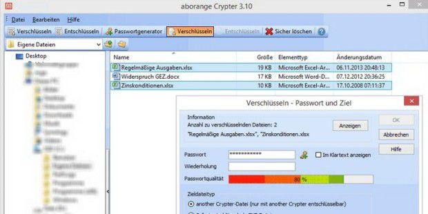 aborange Crypter