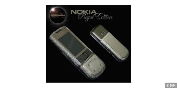 Luxushandy Nokia Royal
