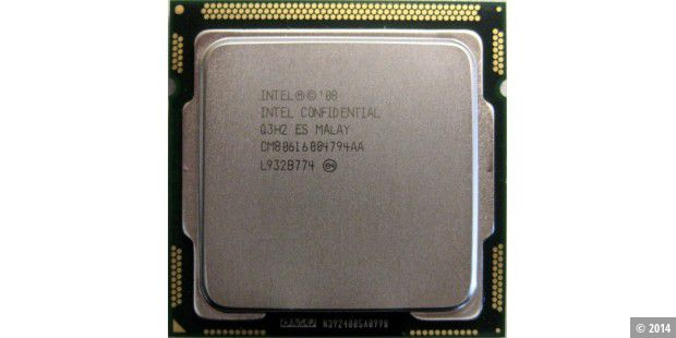 Intel Core i5-661 im Test: Dual-Core-CPU mit Grafik
